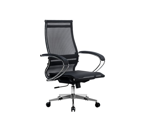 Кресло Samurai Ultra SK-2-BK 9 CH-2 черный, сетка