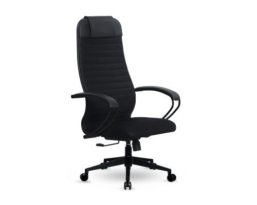 Кресло Samurai Ultra SU-1-BP 21 PL-2 черный, ткань