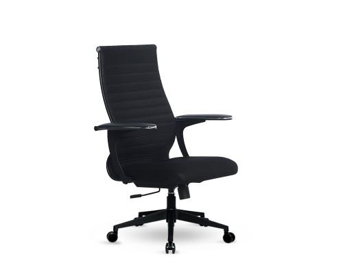 Кресло Samurai Ultra SK-2-BP 20 PL-2 черный, ткань