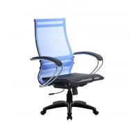 Кресло Samurai Ultra SK-2-BK 9 PL синий, сетка