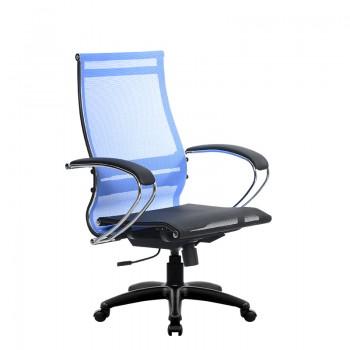 Кресло Samurai Ultra SK-2-BK 9 PL синий, сетка - оптово-розничная продажа