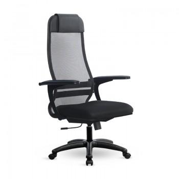 Кресло Samurai Ultra SU-1-BP 13 ткань/сетка, крестовина пластик Pl - оптово-розничная продажа
