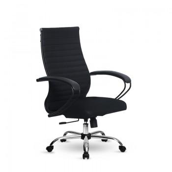 Кресло Samurai Ultra SK-2-BP 19 CH черный, ткань - оптово-розничная продажа
