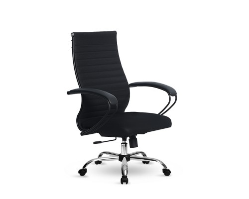 Кресло Samurai Ultra SK-2-BP 19 CH черный, ткань