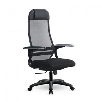 Кресло Samurai Ultra SU-1-BP 14 ткань/сетка, крестовина пластик Pl - оптово-розничная продажа