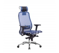 Кресло Samurai S-3.04 сетка, синий