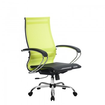 Кресло Samurai Ultra SK-2-BK 9 CH желтый, сетка - оптово-розничная продажа