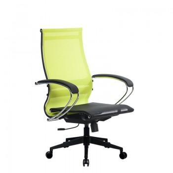 Кресло Samurai Ultra SK-2-BK 9 PL-2 желтый, сетка - оптово-розничная продажа