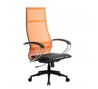 Кресло Samurai Ultra SK-1-BK 7 PL-2 оранжевый, сетка
