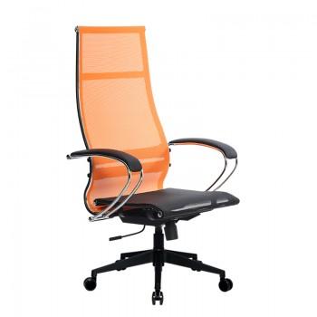 Кресло Samurai Ultra SK-1-BK 7 PL-2 оранжевый, сетка - оптово-розничная продажа