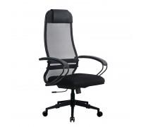 Кресло Samurai Ultra SU-1-BP 11 черный, сетка/ткань, крестовина пластик Pl-2