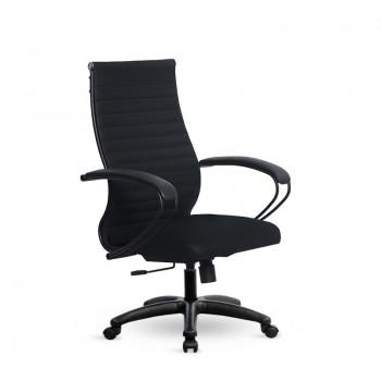 Кресло Samurai Ultra SK-2-BP 19 PL черный, ткань - оптово-розничная продажа