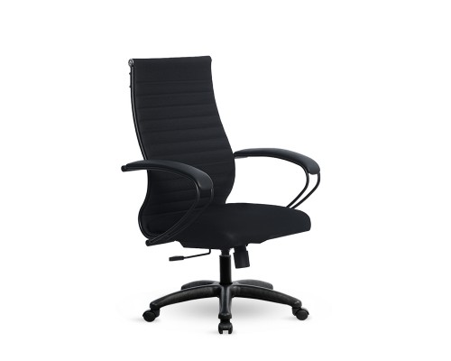 Кресло Samurai Ultra SK-2-BP 19 PL черный, ткань