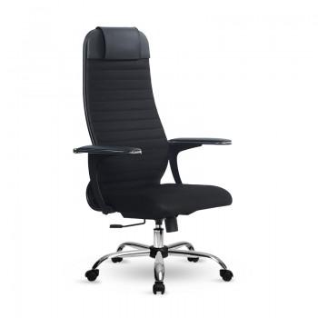 Кресло Samurai Ultra SU-1-BP 22 CH черный, ткань - оптово-розничная продажа