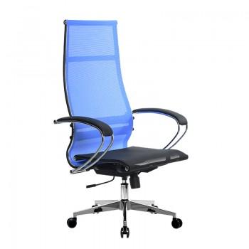 Кресло Samurai Ultra SK-1-BK 7 CH-2 синий, сетка - оптово-розничная продажа