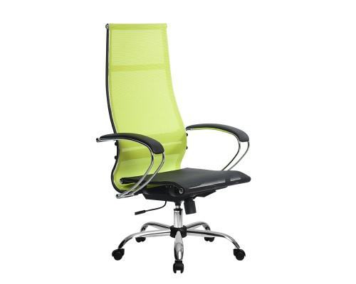 Кресло Samurai Ultra SK-1-BK 7 CH желтый, сетка