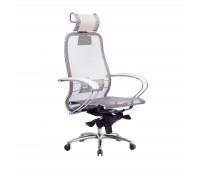 Кресло Samurai S-2.04 сетка, белый лебедь