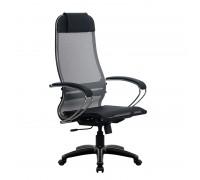Кресло Samurai Ultra SU-1-BK 4 PL серый, сетка