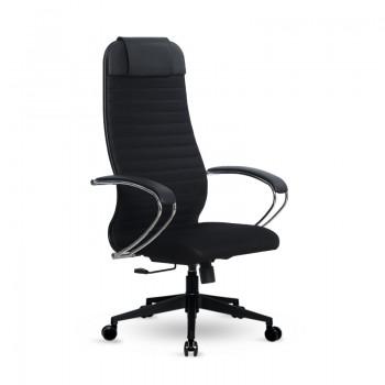 Кресло Samurai Ultra SU-1-BK 23 PL-2 черный, ткань - оптово-розничная продажа