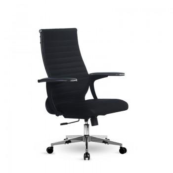 Кресло Samurai Ultra SK-2-BP 20 CH-2 черный, ткань - оптово-розничная продажа