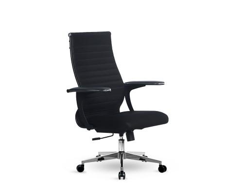 Кресло Samurai Ultra SK-2-BP 20 CH-2 черный, ткань