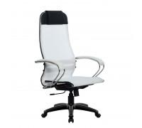Кресло Samurai Ultra SU-1-BK 4 PL белый, сетка