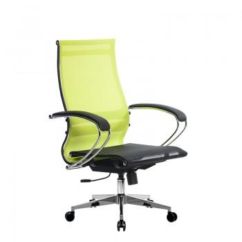 Кресло Samurai Ultra SK-2-BK 9 CH-2 желтый, сетка - оптово-розничная продажа