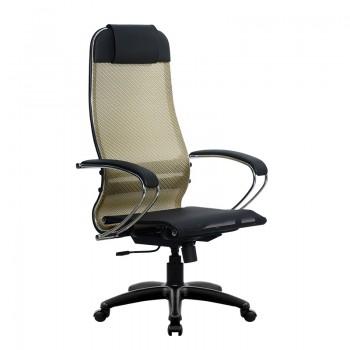 Кресло Samurai Ultra SU-1-BK 4 PL золотистый, сетка - оптово-розничная продажа
