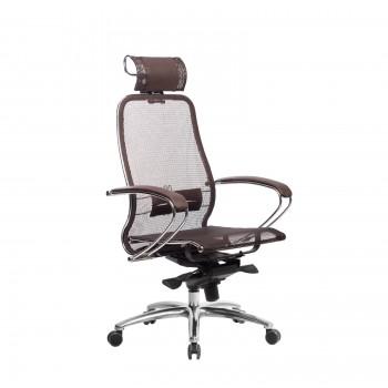 Кресло Samurai S-2.04 сетка, коричневый - оптово-розничная продажа