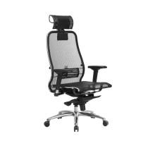 Кресло Samurai S-3.04 сетка, черный