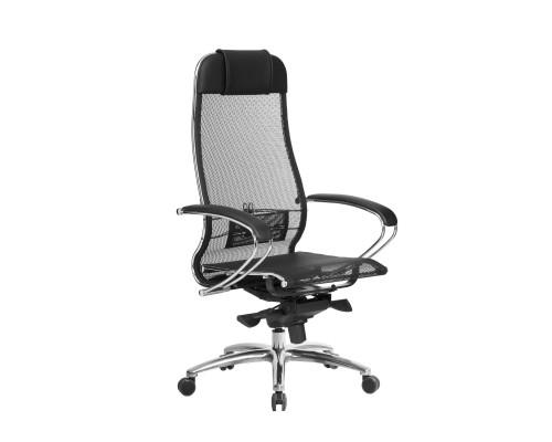 Кресло Samurai S-1.04 сетка, черный