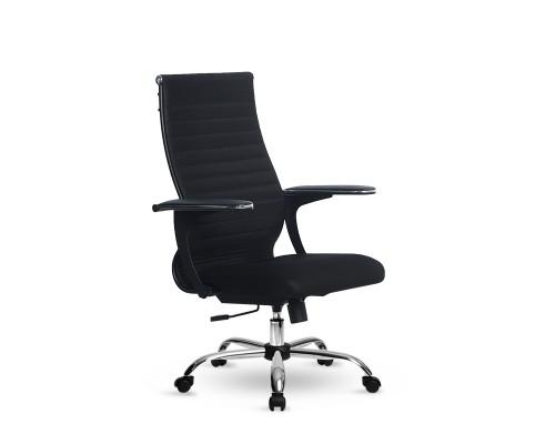 Кресло Samurai Ultra SK-2-BP 20 CH черный, ткань