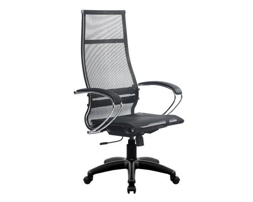 Кресло Samurai Ultra SK-1-BK 7 PL черный, сетка