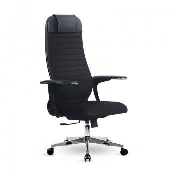 Кресло Samurai Ultra SU-1-BP 22 CH-2 черный, ткань - оптово-розничная продажа
