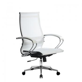 Кресло Samurai Ultra SK-2-BK 9 CH-2 белый, сетка - оптово-розничная продажа