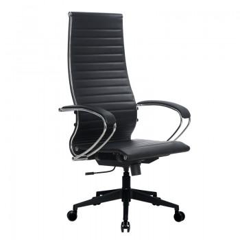 Кресло Samurai Ultra SK-1-BK 8 PL-2 черный, кожа NewLeather - оптово-розничная продажа