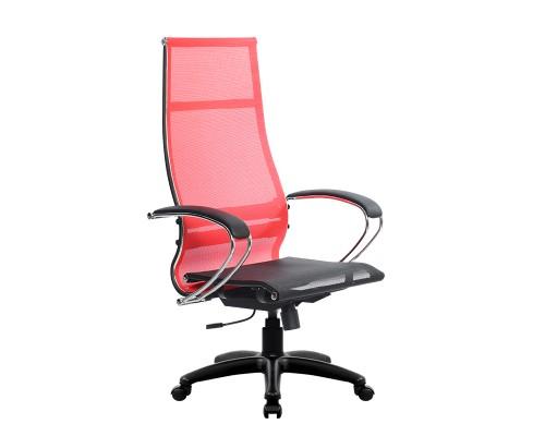 Кресло Samurai Ultra SK-1-BK 7 PL красный, сетка