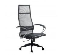 Кресло Samurai Ultra SK-1-BK 7 PL-2 черный, сетка